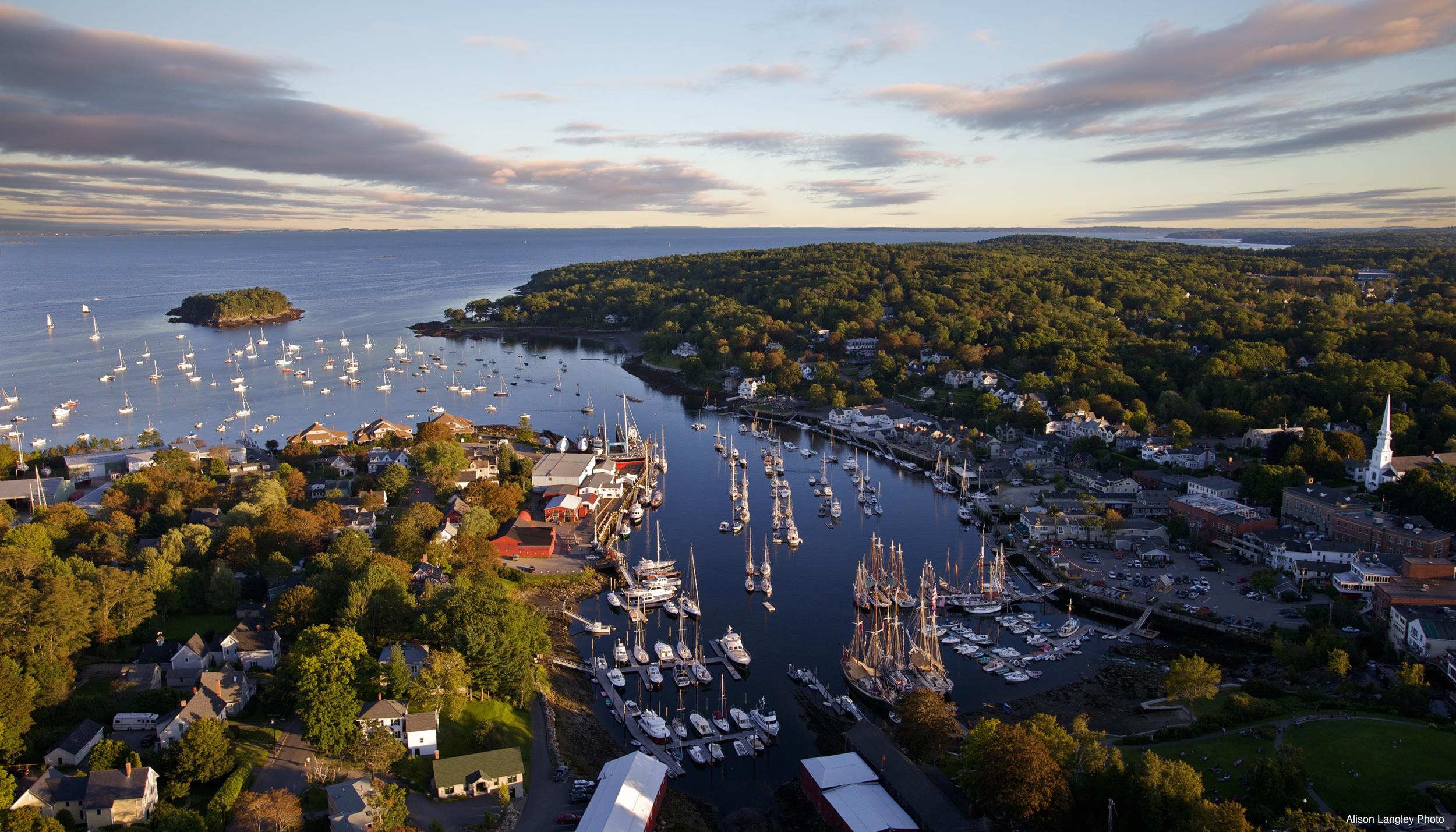 Sail Anjacaa: A Maine coast sailing tradition